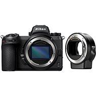 Nikon Z6 II + FTZ adaptér - Digitálny fotoaparát