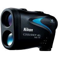 Nikon Coolshot 40i - Laserový diaľkomer