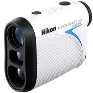 Nikon LRF CooolShot 20 biely - Merač vzdialenosti