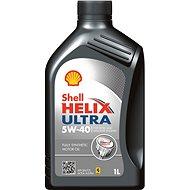 SHELL HELIX Ultra 5W-40 1 l - Motorový olej
