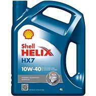 SHELL HELIX HX7 10W-40 4 l - Motorový olej