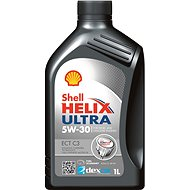 SHELL HELIX Ultra ECT C3 5W-30 1 l - Motorový olej