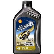 SHELL ADVANCE Ultra 4T 10W-40 1 l - Motorový olej
