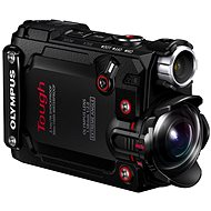 Olympus TOUGH TG-Tracker čierny - Outdoorová kamera