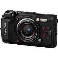 Olympus TOUGH TG-5 čierny - Digitálny fotoaparát