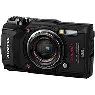 Olympus TOUGH TG-5 čierny + Power Kit - Digitálny fotoaparát