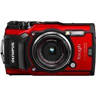 Olympus TOUGH TG-5 červený + Maxi Kit - Digitálny fotoaparát