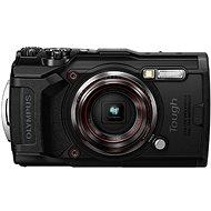 Olympus TOUGH TG-6 čierny - Digitálny fotoaparát