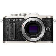 Olympus PEN E-PL8 telo čierne - Digitálny fotoaparát