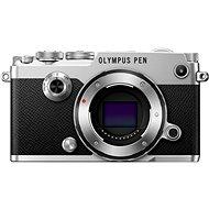 Olympus PEN-F telo strieborný - Digitálny fotoaparát