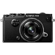 Olympus PEN-F čierny + 17 mm - Digitálny fotoaparát