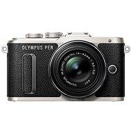 Olympus PEN E-PL8 černý + objektiv ED 14-42 II R černý - Digitálny fotoaparát