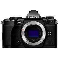 Olympus E-M5 Mark II telo čierne - Digitálny fotoaparát