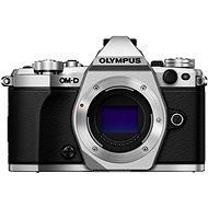 Olympus E-M5 Mark II telo + objektív 14 – 42 mm EZ strieborný/čierny - Digitálny fotoaparát