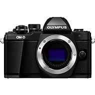 Olympus E-M10 Mark II telo čierne - Digitálny fotoaparát