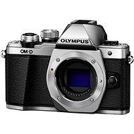 Olympus E-M10 Mark II telo strieborné - Digitálny fotoaparát