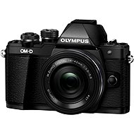 Olympus E-M10 Mark II black/black + ED 14-42mm EZ