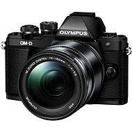 Olympus E-M10 Mark II black/black + ED 14-150 II - Digitálny fotoaparát