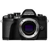 Olympus E-M10 Mark III čierny + 14–42 II R čierny + 40–150 mm R čierny - Digitálny fotoaparát
