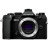 Olympus OM-D E-M5 Mark III telo čierny - Digitálny fotoaparát