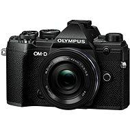 Olympus OM-D E-M5 Mark III + 14–42 mm EZ čierny - Digitálny fotoaparát