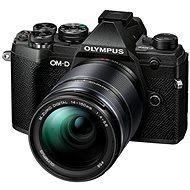 Olympus OM-D E-M5 Mark III + 14–150 mm II čierny - Digitálny fotoaparát