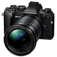 Olympus OM-D E-M5 Mark III + 12–200 mm čierny - Digitálny fotoaparát