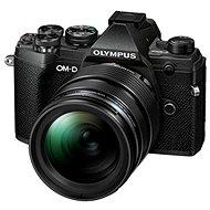 Olympus OM-D E-M5 Mark III + 12–40 mm PRO čierny - Digitálny fotoaparát