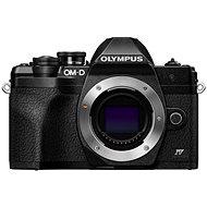 Olympus OM-D E-M10 Mark IV telo čierny - Digitálny fotoaparát