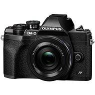 Olympus OM-D E-M10 Mark IV + 14–42 mm EZ čierny - Digitálny fotoaparát