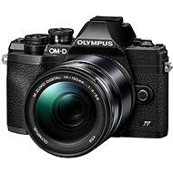 Olympus OM-D E-M10 Mark IV + 14–150 mm II čierny - Digitálny fotoaparát