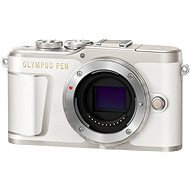 Olympus PEN E-PL9 telo biele - Digitálny fotoaparát