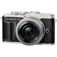 Olympus PEN E-PL9 čierny + M.Zuiko 14–42 mm - Digitálny fotoaparát