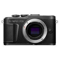 Olympus PEN E-PL10 telo, čierny - Digitálny fotoaparát