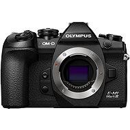 Olympus E-M1 Mark III telo čierne - Digitálny fotoaparát