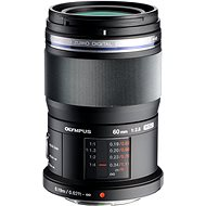 M.ZUIKO DIGITAL ED 60 mm Macro - Objektív