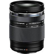 M.ZUIKO DIGITAL ED II 14-150mm Black - Lens