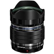 M.ZUIKO DIGITAL ED 8mm f / 2.8 PRO black - Lens