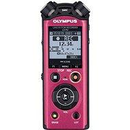 Olympus LS P2 red - Digitálny diktafón
