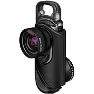 Olloclip core lens + 2 cases Black/Black pre iPhone 7 a iPhone 7 Plus - Objektív