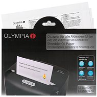 Olejový papier Olympia Olejové obálky pro skartovače - balení 12 ks