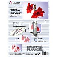 Olympia A5/160 lesklá – balenie 100 ks - Laminovacia fólia