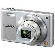 Panasonic LUMIX DMC–SZ10 strieborný - Digitálny fotoaparát