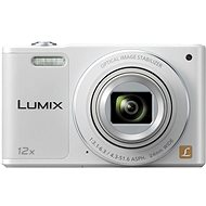 Panasonic LUMIX DMC–SZ10 biely - Digitálny fotoaparát