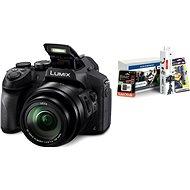 Panasonic LUMIX DMC-FZ300 + Alza Foto Starter Kit 32 GB - Digitálny fotoaparát