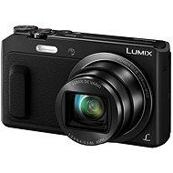 Panasonic LUMIX DMC-TZ57 čierny - Digitálny fotoaparát