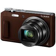 Panasonic LUMIX DMC-TZ57 hnedý - Digitálny fotoaparát