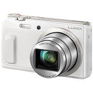 Panasonic LUMIX DMC-TZ57 biely - Digitálny fotoaparát