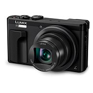 Panasonic LUMIX DMC-TZ80 čierny - Digitálny fotoaparát