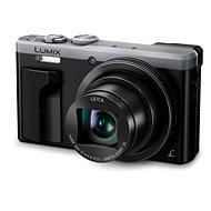 Panasonic LUMIX DMC-TZ80 strieborný - Digitálny fotoaparát